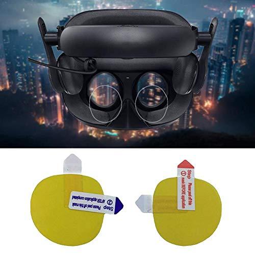 rebirthesame 2Pairs Lens Protector HD Klare Objektivschutzfolie für Samsung Odyssey Windows Mixed Reality Headset