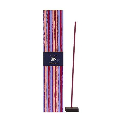Kayuragi Incense Sticks - Wisteria by Nippon KODO, Japanese Quality Incense