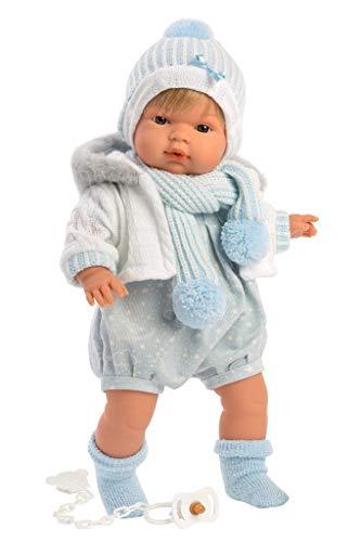 Llorens Spanische Puppe weint Sasha 38 cm