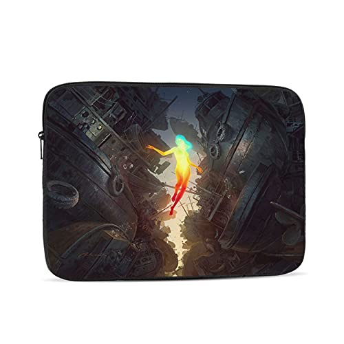 Bolsa de manga portátil Retribution Tablet Maletín Ultraportable Lona protectora para