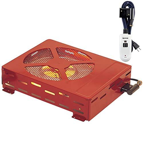 [山善] 掘りこたつ用取替ヒーターユニット(600W) 速暖ヒーター YMD-605R [メーカー保証1年]