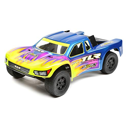 TEAM LOSI RACING RC Car 1/10 22SCT 3.0 MM 2WD SCT Race Kit, TLR03009