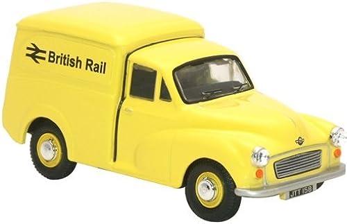 Oxford Diecast NMM030 British Rail Morris 1000 Van by Oxford Diecast