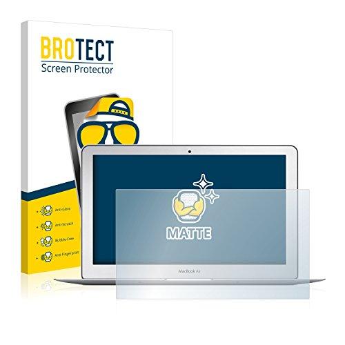 BROTECT 2X Entspiegelungs-Schutzfolie kompatibel mit Apple MacBook Air 11
