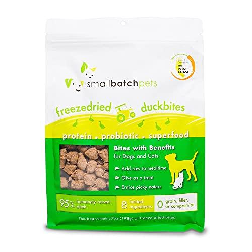 Small Batch Small Bites Freeze Dried Dog Food