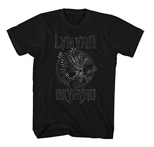 Lynyrd Skynyrd Black Eagle 73 2016 mannen T-shirt zwart, band-merch, bands