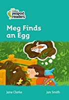 Level 3 - Meg Finds an Egg (Collins Peapod Readers)