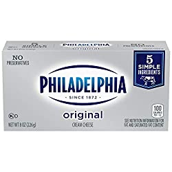 Philadelphia Original Cream Cheese Brick (8 oz Box)