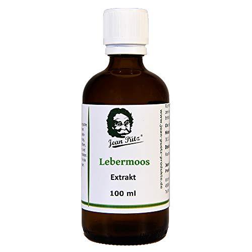 Jean Pütz Original Lebermoos-Extrakt, Pflanzenstärkungsmittel 100 ml