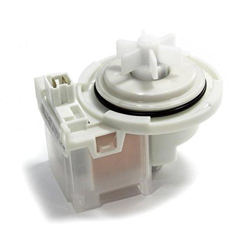 daniplus Pompa di scarico, pompa adatta per lavatrice Bosch Siemens Constructa RAST 5, KEBS111/093