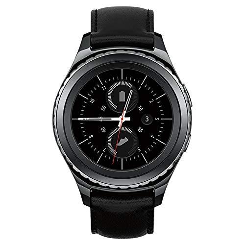 Samsung Gear S2 Classic SmartWatch - Black (Renewed)