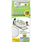 Purina Tidy Cats Cat Pads, BREEZE Refill Pack - (6) 10 ct. Pouches