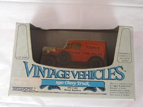 tienda en linea Vintage Vehicles 1930 Chevy Chevy Chevy Truck by ERTL  de moda