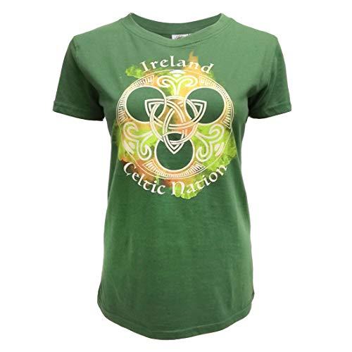Sage Ireland Celtic Nation T-Shirt (L)