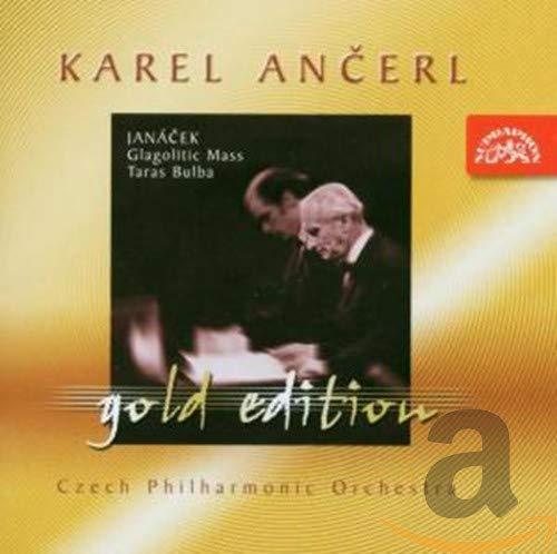 Ancerl Gold ed. 7: Glagolitische Messe / Taras Bulba