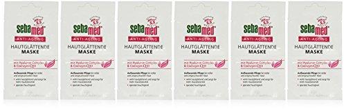 Sebamed Anti Ageing Hautglättende Maske 2 x 5ml, 6er Pack (6 x 10 ml)