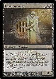 Magic: the Gathering - Royal Assassin - JSS Promos - JSS Promos - Foil