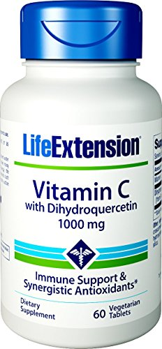 Vitamin C with Dihydroquercetin 1000 mg 60 vegetarian tablets