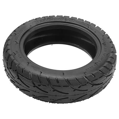 KUIDAMOS Neumático de vacío para Scooter, Resistencia al envejecimiento 8x2.00‑5 Rueda de vacío para Scooter eléctrico