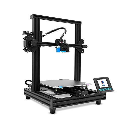 TRONXY XY-2 PRO with Titan Extruder 3D Printer Prusa I3 255 255 245mm,Quick and Easy Both to Install and Use, Filament Detector and Auto Level,for Beginner,Education and Home,PLA PETG TPU