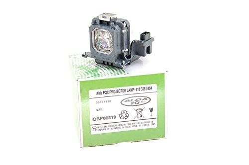 Alda PQ-Premium, Beamerlampe / Ersatzlampe für SANYO PLV-Z800 Projektoren, Lampe mit Gehäuse