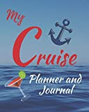 My Cruise Journal and Planner: A planner, journal and logbook to help you plan and organize your cruise. Over 24 pages for information for 4 separate cruises. Great gift idea too!