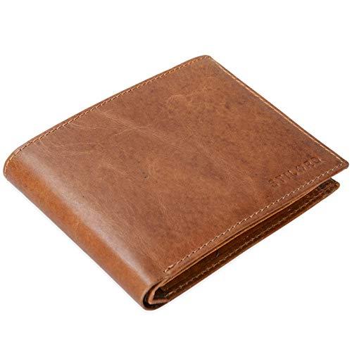 STILORD 'Morris' Geldbörse Herren Portemonnaie Brieftasche Geldbeutel Portmonee Wallet 10 x EC 3 x...