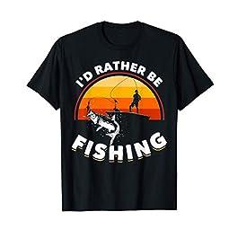 Carpe Pêcheur Poisson Retro Cadeau Pour Amateur De Pêche T-Shirt