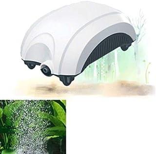 Fast World Shopping - Ventilador externo para acuario,  bomba de aire oxigenadora de 1,6 l/min