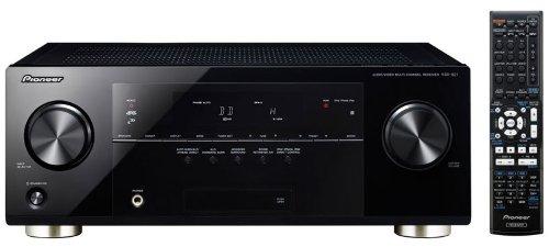 Pioneer VSX-921-K 7.1 AV-Receiver (Apple AirPlay , DLNA 1.5 Streaming-Client, HDMI, USB) schwarz