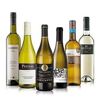 Probierpaket-Die-Weisswein-Weltreise-Weinpaket-mit-sechs-verschiedenen-Flaschen-Weisswein-aus-aller-Welt-6-x-075-l-Ideales-Wein-Tasting-Set