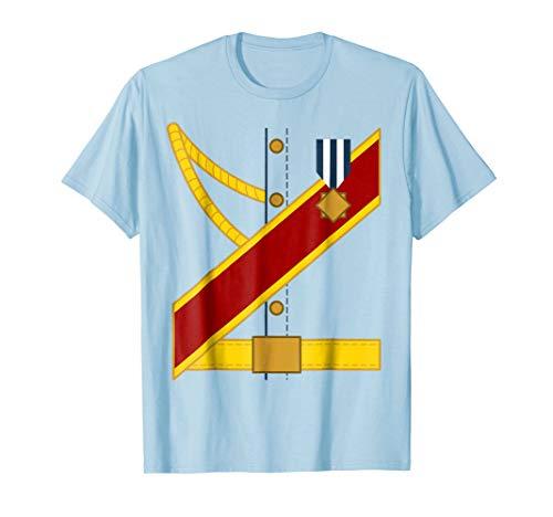 Funny Prince Charming Costume T-shirt Halloween Boys Shirt