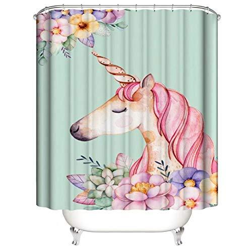 cortina unicornio fabricante ZYJ