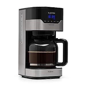 KYG Cafetera Goteo Máquina de Café con Temporizador Cafetera de ...