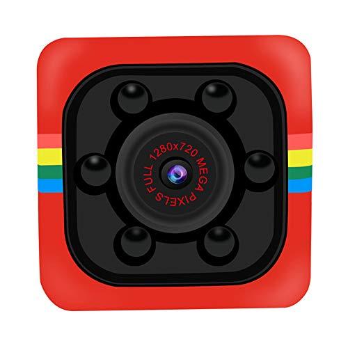 Mini Hidden Spy Kamera, tragbare kleine 720P HD Nanny Cam mit Nachtsicht und Bewegungserkennung | Perfekte verdeckte Überwachungskamera für zu Hause und das Büro