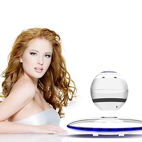 EisEyen luidspreker, draadloos, drijvend, magnetisch, bluetooth, met microfoon en LED-verlichting voor thuis, outdoor, feest, reis