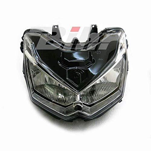 BHaar koplampen type OEM, compatibel met Kawasaki Z750/Z1000 07-10