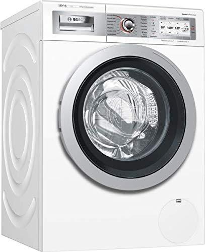 Bosch WAYH2842 Home Professional - Lavadora frontal (A++, 9 kg, 1600 rpm, dosificación automática i-DOS y Home Connect), color blanco