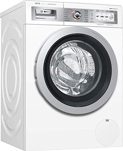 Bosch WAYH2842 Home Professional Waschmaschine Frontlader / A+++ / 9 kg / 1600 U/min. / intelligente Dosierautomatik i-DOS / Home Connect / weiß