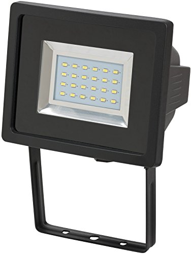 Brennenstuhl SMD-LED-Leuchte / LED Strahler außen (Außenstrahler zur Wandmontage, Baustrahler IP44, LED Fluter mit 24 hellen SMD-LEDs)