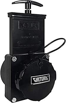 Valterra 3  RV Waste Dump Gate Valve w/Cap  1
