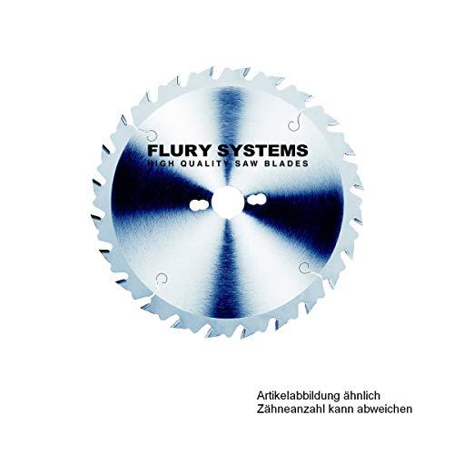 Flury Systems Guhdo HM-Blatt 350 x 30 Z 16 FZ Nr. 321003 Hartmetall Sägeblatt