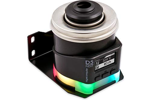 Aquacomputer D5 Next RGB Pumpe, schwarz