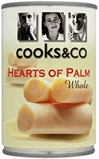 Cooks & Co - Hearts of Palm - 400g (Case of 12)