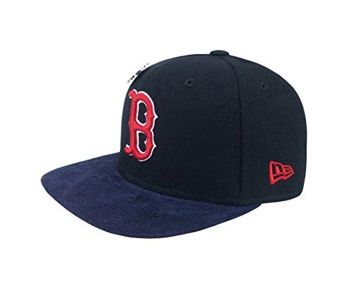 New Era 9Fifty Hat Boston Red Sox Pin 2013 World Series Navy Blue Snapback Cap