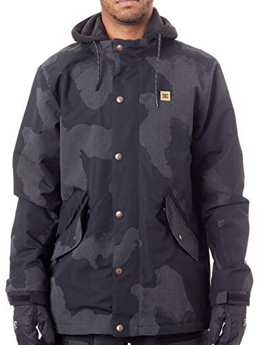 DC Shoes Union SE - Reflective Snow Jacket for Men - Männer