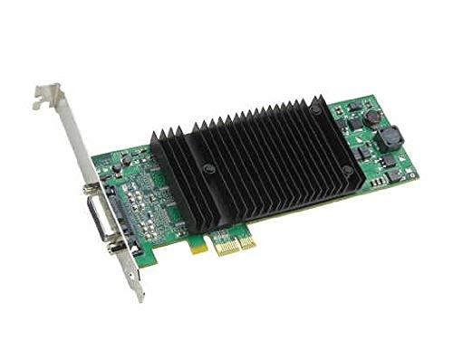 Matrox P690 LP Passiv Grafikkarte (PCI-e, 128MB DDR2 Speicher, Dual DVI & VGA, 1 GPU)