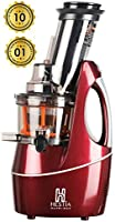 Save 20% on Hestia cold press juicer