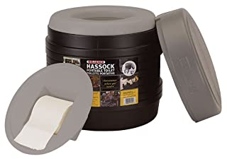 Reliance Products Hassock Portable Lightweight Self-Contained Toilet (B000FIDZLI) | Amazon price tracker / tracking, Amazon price history charts, Amazon price watches, Amazon price drop alerts