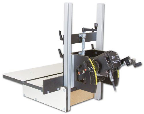 """Woodhaven 6002 Horizontal Router Table & 3.5"""" Angle Ease"""